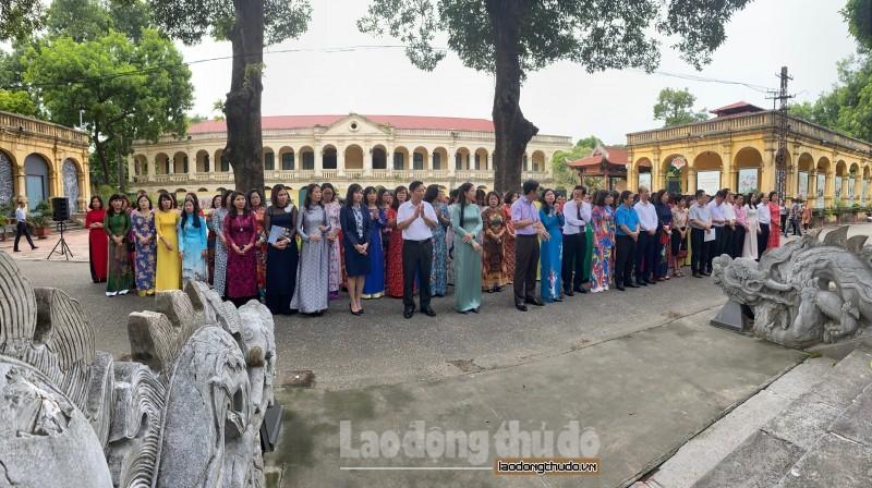 Phát huy hơn nữa giá trị di sản khu Hoàng thành Thăng Long