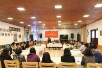 Hội nghị Ban chấp hành Công đoàn ngành Xây dựng Hà Nội lần thứ 8