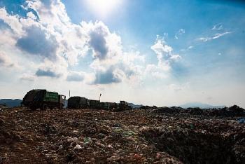 Hà Nội: Khu liên hợp xử lý chất thải Sóc Sơn cơ bản đã vận hành ổn định