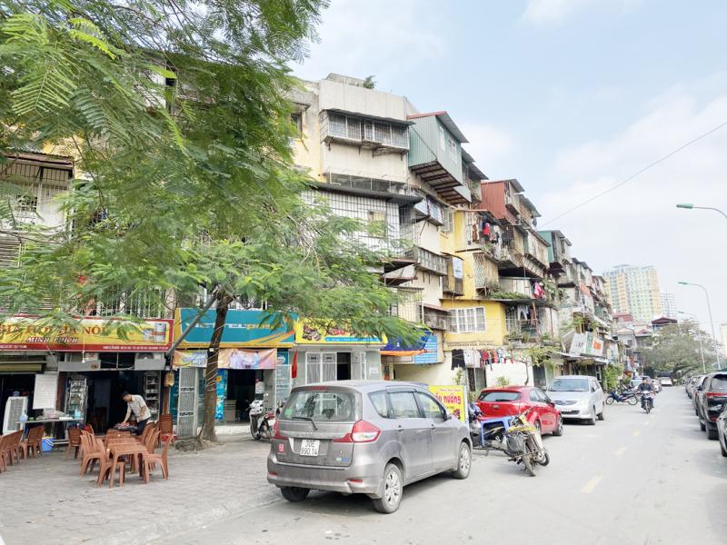 Hà Nội: Rà soát, đảm bảo an toàn tại các tòa nhà chung cư cũ nguy hiểm