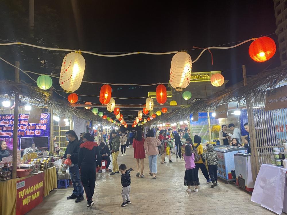 Đặc sắc những ngày hội chợ Đặc sản vùng miền Việt Nam tại Hà Nội