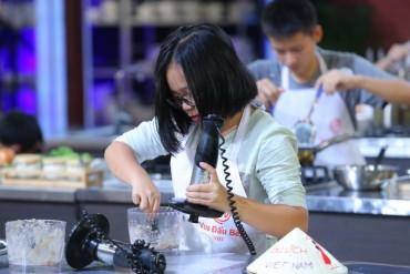 Minh Anh bứt phá, Quốc Huân chia tay Vua đầu bếp nhí