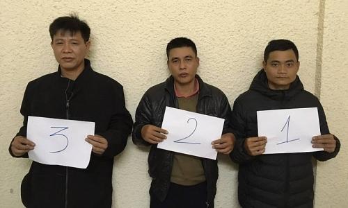 Khởi tố 3 đối tượng cướp giật tài sản, đâm bị thương người truy đuổi.
