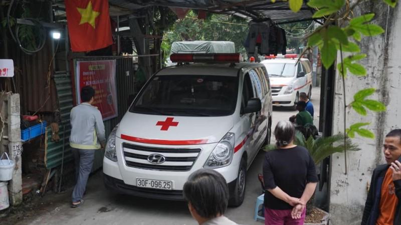 Hà Nội: Ba bà cháu thiệt mạng trong vụ cháy nhà tại phường Thịnh Liệt