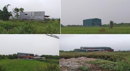 Tăng cường xử lý các công trình xây dựng trên đất nông nghiệp