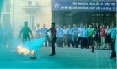 Tăng cường tuyên truyền về phòng cháy, chữa cháy