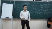 Lớp học tiếng Anh miễn phí cho sinh viên