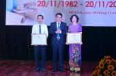 Tổ chức Lễ kỷ niệm 35 năm Ngày nhà giáo Việt Nam