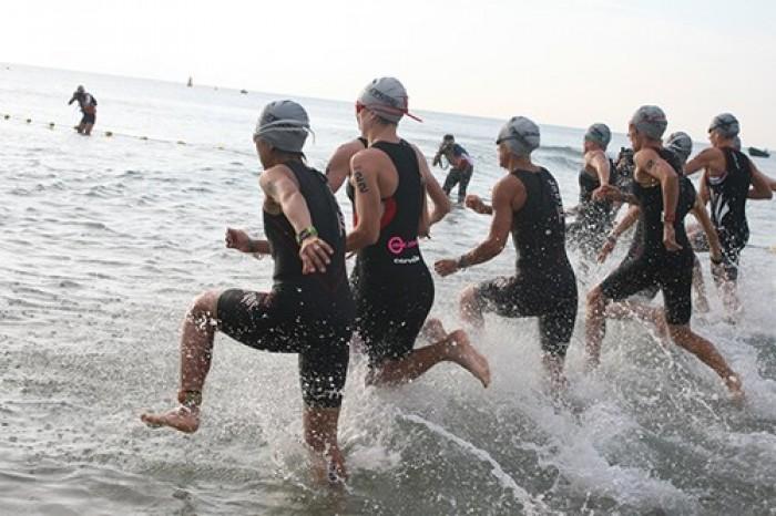 """VNG khởi động Ironman 70.3 Việt Nam bằng trò chơi """"Vượt thử thách"""""""