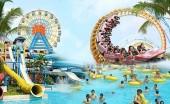 Công viên Hồ Tây giảm 80% giá vé ngày mở cửa