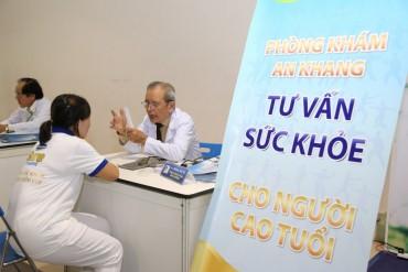 Vinamilk không ngừng quan tâm tới sức khỏe người cao tuổi