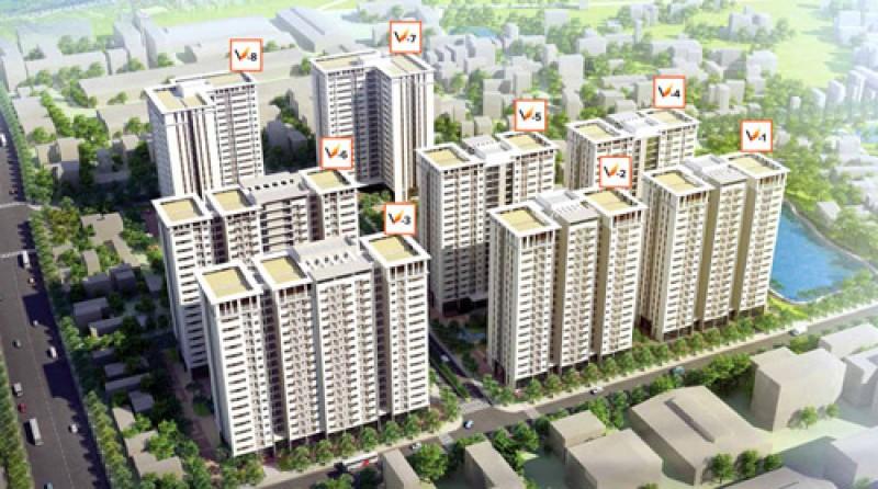 Sắp mở bán hơn 200 căn hộ dự án The Vesta