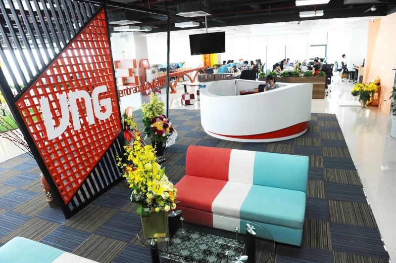 """VNG lọt vào danh sách """"40 thương hiệu công ty giá trị nhất Việt Nam"""""""