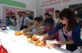 Nhiều hoạt động hấp dẫn tại Hội chợ ẩm thực Hàn Quốc tại Hà Nội