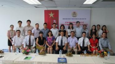 LĐLĐ quận Hai Bà Trưng thêm một công đoàn cơ sở mới