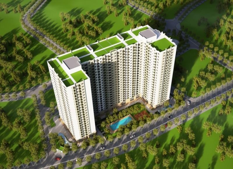 Hà Nội sắp có căn hộ xanh giá  trên dưới 1 tỷ đồng