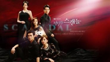 Phim Hàn tiếp tục lên sóng VTV3