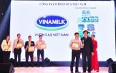 """Vinamilk 3 năm liên tiếp được bình chọn là thương hiệu """"Tin và dùng"""""""