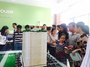 Ra mắt căn hộ giá rẻ đầu tiên đạt chứng chỉ xanh quốc tế