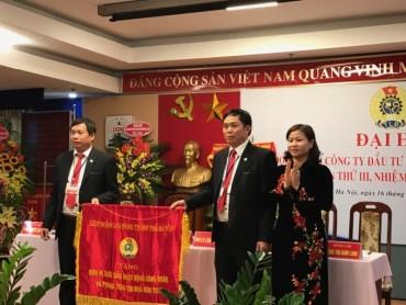Đại hội Công đoàn Tổng Công ty UDIC nhiệm kỳ 2016-2021