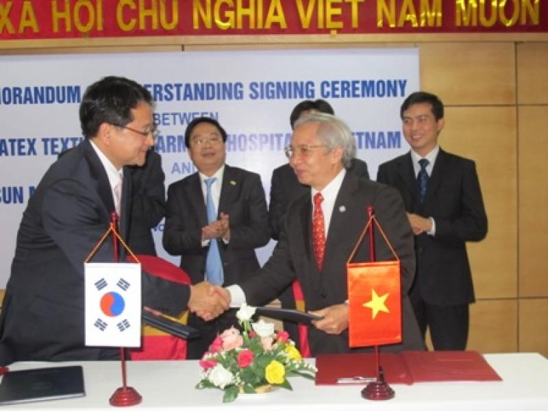 Trung tâm y tế Sun Hàn Quốc mở rộng hợp tác tại Việt Nam