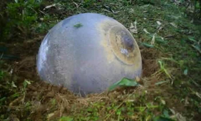 Tuyên Quang:  Vật thể lạ gây nổ 3 tiếng trước khi rơi xuống đất