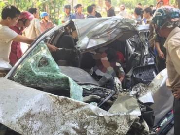 Tạm giữ tài xế uống rượu gây tai nạn khiến 3 người gia đình thương vong