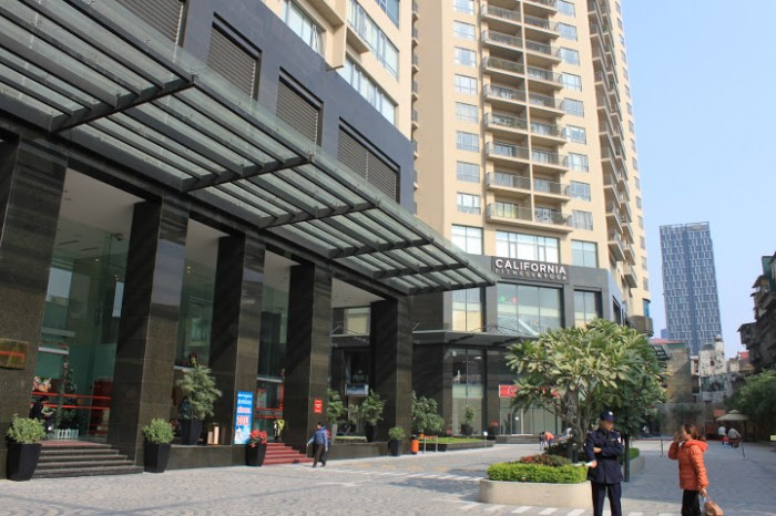 Hàng loạt sai phạm tại chung cư cao cấp Sky City Tower