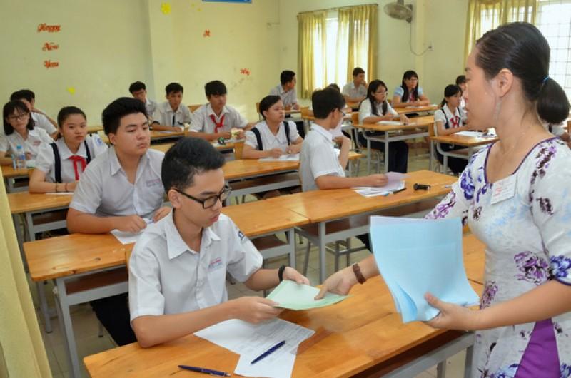 Trước 20/1: Các trường hoàn thành đăng ký chỉ tiêu tuyển sinh lớp 10 THPT