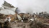 Máy bay vận tải rơi tại Kyrgyzstan, 37 người thiệt mạng