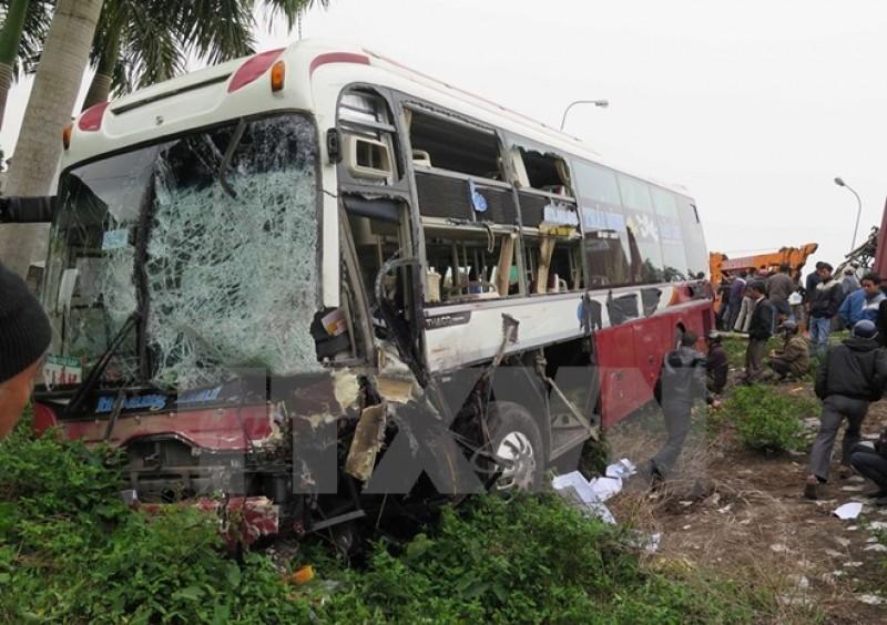 23 người chết vì tai nạn giao thông ngày đầu năm Tết Đinh Dậu