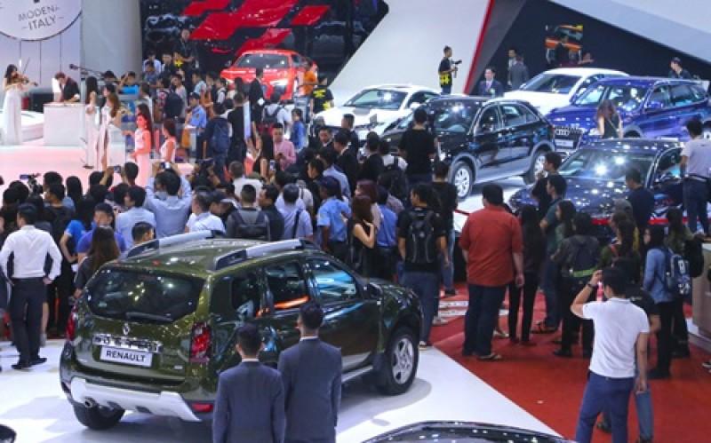 9 điều đáng nhớ của ôtô - xe máy Việt Nam năm qua