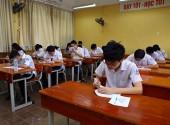 Hà Nội sớm hướng dẫn các trường tuyển sinh lớp 10