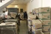 11 tấn bánh kẹo chảy nước được làm mới… hạn sử dụng 07/01/2018