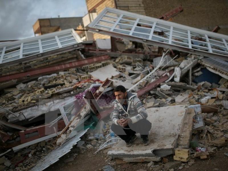 Hàng loạt trận động đất xảy ra tại Nga, Iran và Philippines