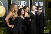 Vì sao các ngôi sao diện trang phục đen tại lễ trao giải Quả Cầu Vàng 2018?