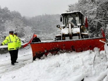 Trung Quốc: Bão tuyết hoành hành khiến 21 người thiệt mạng