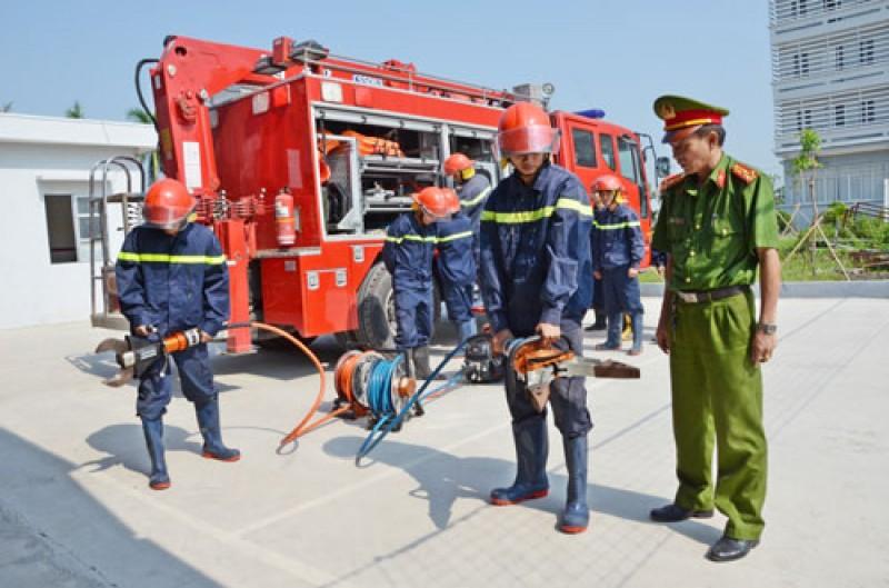 9 nhiệm vụ trọng tâm phòng cháy, chữa cháy và cứu nạn, cứu hộ