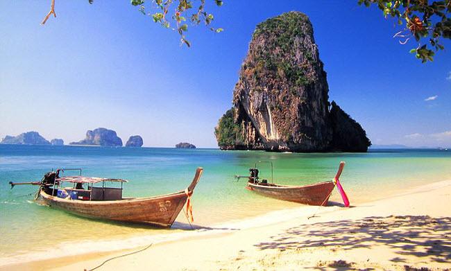 'Nín thở' trước 10 bãi biển đẹp tựa thiên đường, không thể bỏ lỡ khi đến Thái Lan