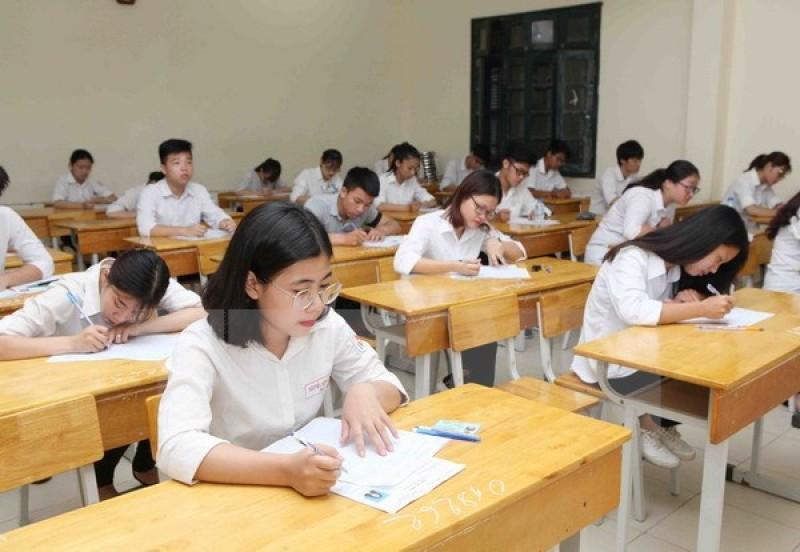 Hơn 4.400 thí sinh tham gia Kỳ thi học sinh giỏi THPT quốc gia 2018