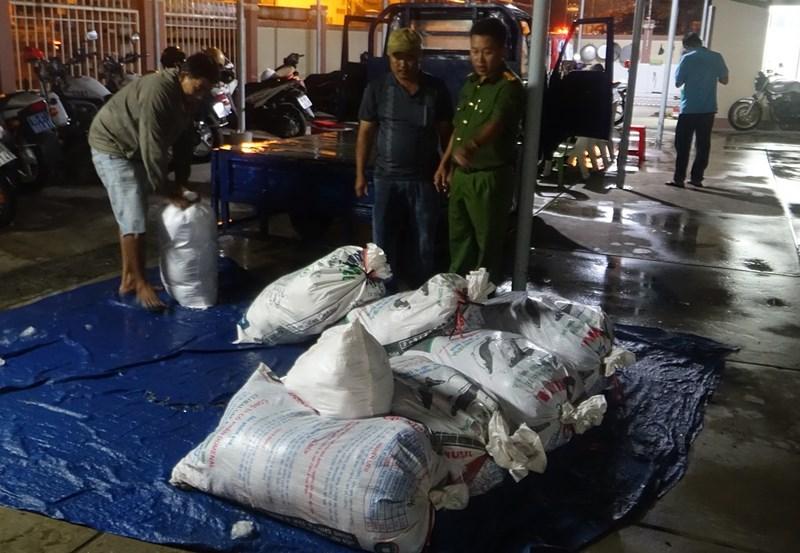 Phát hiện gần 400 kg chả cá có hàn the