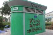 Nhếch nhác ... nhà vệ sinh công cộng