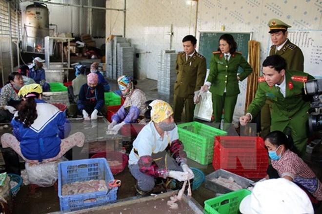 Thanh Hóa thu giữ gần 300kg nội tạng động vật bốc mùi hôi thối