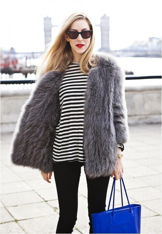Áo len kẻ huyền thoại, năm nay bạn nên mặc thế nào?