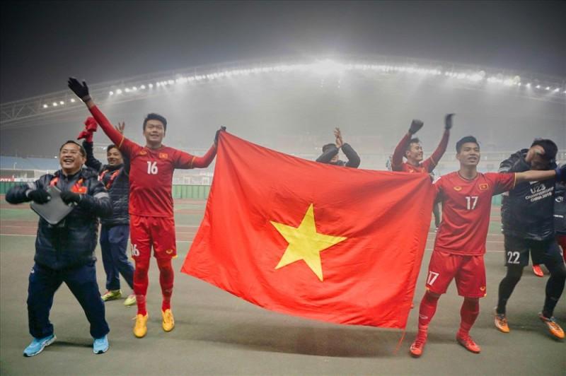 BIDV tặng 500 triệu đồng cho đội bóng đá nam U23 Việt Nam