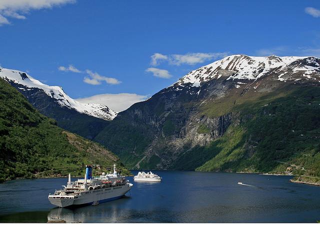 Mãn nhãn ngắm 5 vùng vịnh đẹp nhất Na Uy