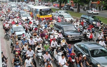Năm 2018: Mục tiêu là phải giảm ùn tắc và tai nạn giao thông