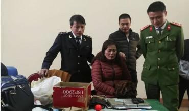 Hải quan bắt giữ hàng trăm vụ vi phạm ngay trong đầu năm 2018