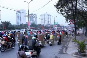 Không khí lạnh tăng cường ở Bắc Bộ, Hà Nội có mưa vài nơi