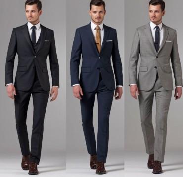 Chọn phụ kiện áo vest cho các chàng